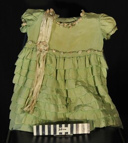 girl's party dress c 1927