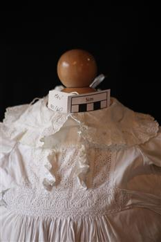 Clothing, baby's gown