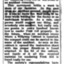 Newspaper article Malvern Standard Saturday 3 June 1911.