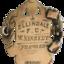 S.D.F.A. Premiers 1908 rMedal won by Ellindale everse side