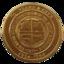 City of Moorabbin - 50 Years Medal