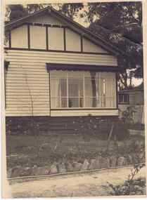 Photograph - Digital image, Jessie Partington's house, Carnon Street, 1940c