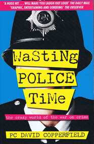 Book, Wasting Police time / by David Copperfield, 2006_