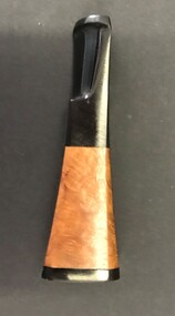 Pipe, Timber pipe stem, 1970s