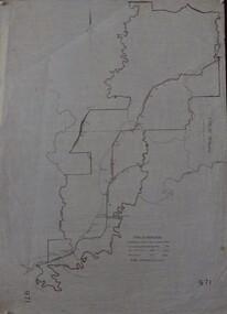 Maps, Shire of Heidelberg, 1920s