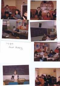 Photograph - Digital Image, Rosie Bray, Watsonia High Australian History class 1989 WaHIGH, 1989_