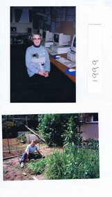Photograph - Digital Image, Rosie Bray, Greensborough College Computer Studies class 1999 Gr8750, 20/10/1999