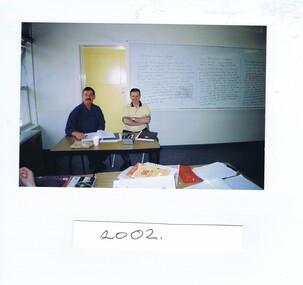 Photograph - Digital Image, Rosie Bray, Greensborough College teachers 2002 Gr8750, 15/03/2002