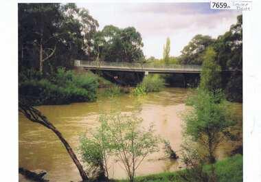 Photograph - Photograph (Copy), Anne Paul, Plenty River in flood 2003, Lower Plenty, 2003_12