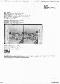 Postcard - B/W, C 1890-1920
