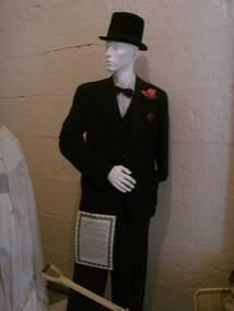 Man's Suit, clothing, 1890's