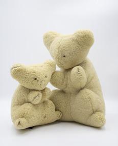 Memorabilia - Stuffed toys, Mervyn Hutchins, c. 1950