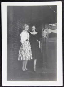 Photograph - Photograph, Black and white, Mid 20th C