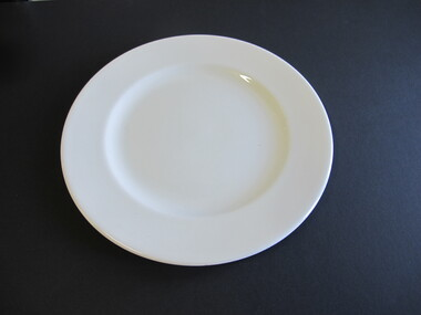Domestic object - Plate, dinner