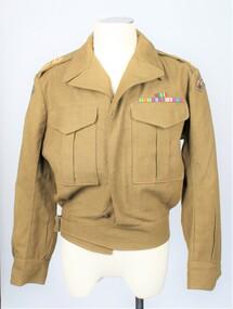 Blouse, Khaki, Patt. '49 Battle Dress