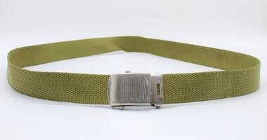 Belt, Dress, Green