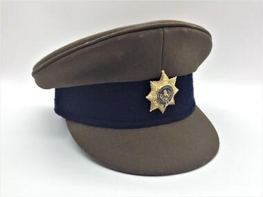 Cap, Peaked, Zimbabwe Republic Police