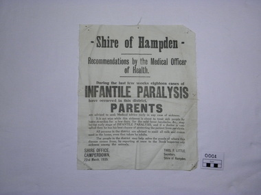 Sign, 22/03/1935