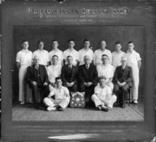 Photograph, 1938-39 D Team Premiership, c. 1939