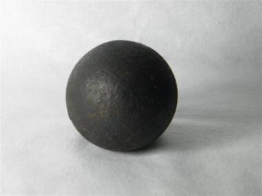 weapon, Cannon Balls, Prior to 1826