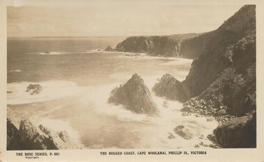 Sepia Photograph, 1920's