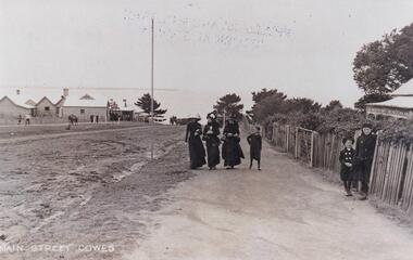 Photograph, Cowes Phillip Island, 1920