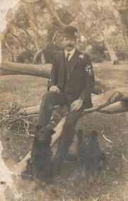 Photograph - Post Card, 1915 - 1917