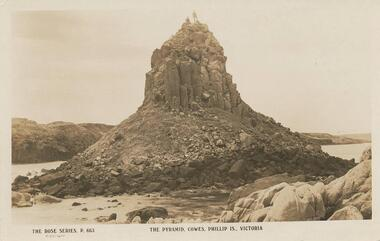 Photograph - Post Card, Early 1900's