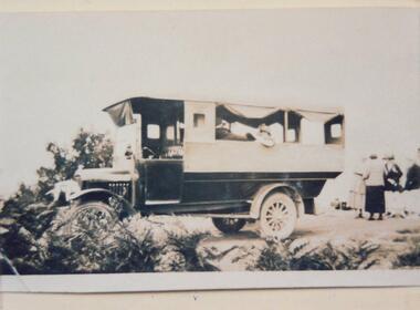 Photograph, approx. Summer 1925 - 26