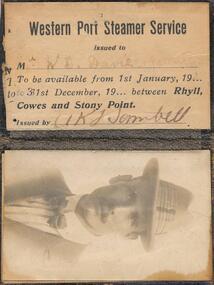 Document - Travel ticket