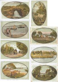 Photograph - Post Cards, F & J Postcards, Early 20th Century