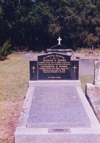 Photograph Album, Kodak, Phillip Island Cemetery, c 1990
