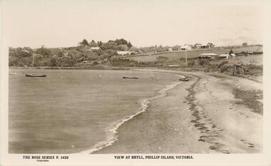 Photograph - Post Cards, Rose Series et al, Phillip Island