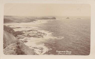 Photograph - Post Cards, Fraser & Vallance et al, Phillip Island