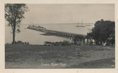 Photograph - Post Card, Stoney Point