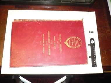 Report, Progress Reports & Final Report of the Exploration Committee (Burke & Wills), 1872