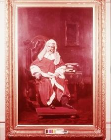 Portrait, Justice Sir Thomas a'Beckett