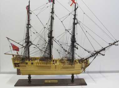 Model ship, The Lady Penrhyn
