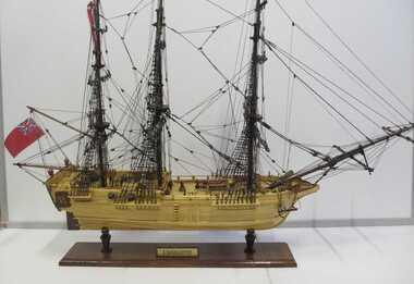 Model Ship, Charlotte