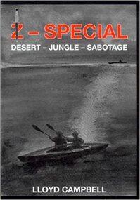 Book, Z Special- Desert-Jungle- Sabotage