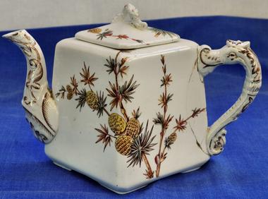 teapot, Untitled, 9.10.1871