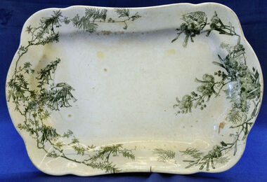 platter, F.G.& Co, late 19th century