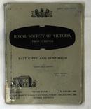 Royal Society of Victoria Proceedings