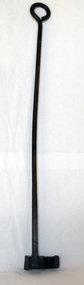 branding iron, Late 19th century - mid 20th century
