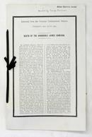 memorial document