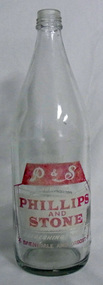 bottle, C 1970's -1990's