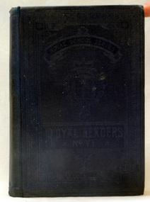 school text book, Royal Readers No V1, 1895