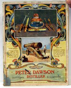magazines, Peter Dawson Distiller, 1907