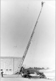 """Fire Engine - Ladder """"Leyland Ladder"""", Leyland Ladder, 1938"""