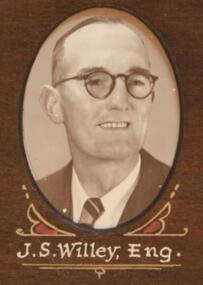 Photo - Willey, Thornton Richards & Co Ballarat, Willey.J.S. (Engineer). 1954, 1954 (exact)
